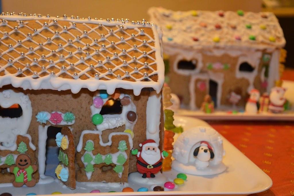 Casetta Di Natale Con Biscotti : Casetta pan zenzero ricetta natale bambini