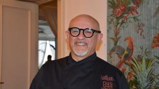Lo chef Claudio Sadler