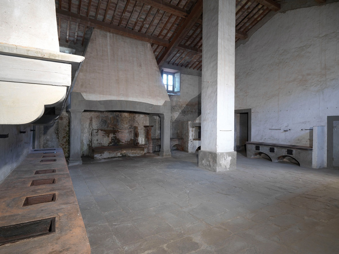 Nelle antiche cucine. Cucine storiche e cucine dipinte – Viaggi ...