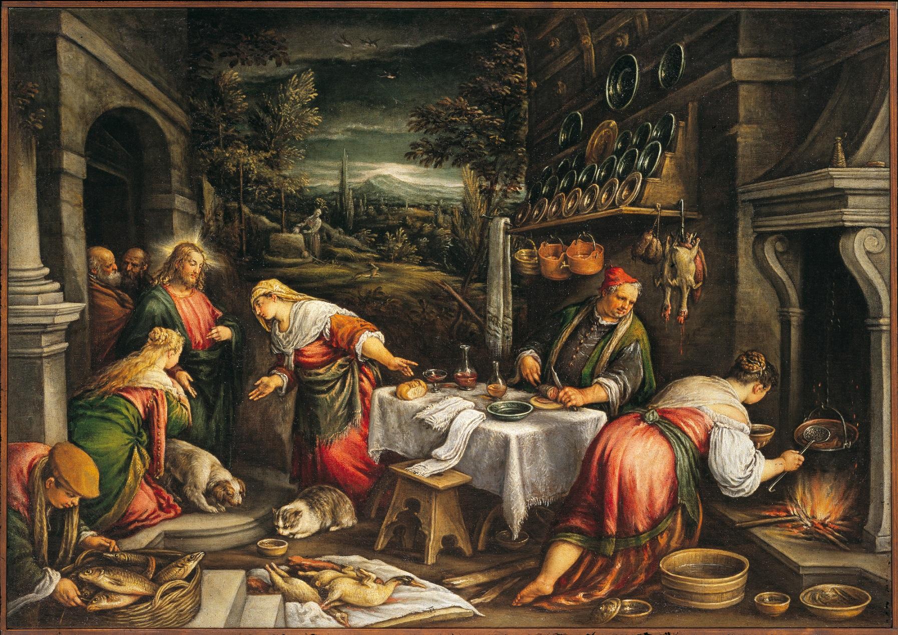 nelle antiche cucine cucine storiche e cucine dipinte On la cucina e arte