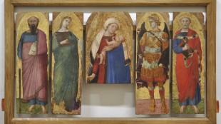 Polittico della chiesa di San Pietro in Castelvecchio