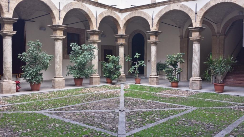 Palermo facolt teologica di sicilia viaggi arte e cucina for Facolta architettura palermo