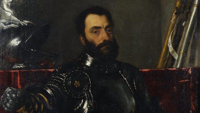 Tiziano-Francesco-Maria-della-Rovere